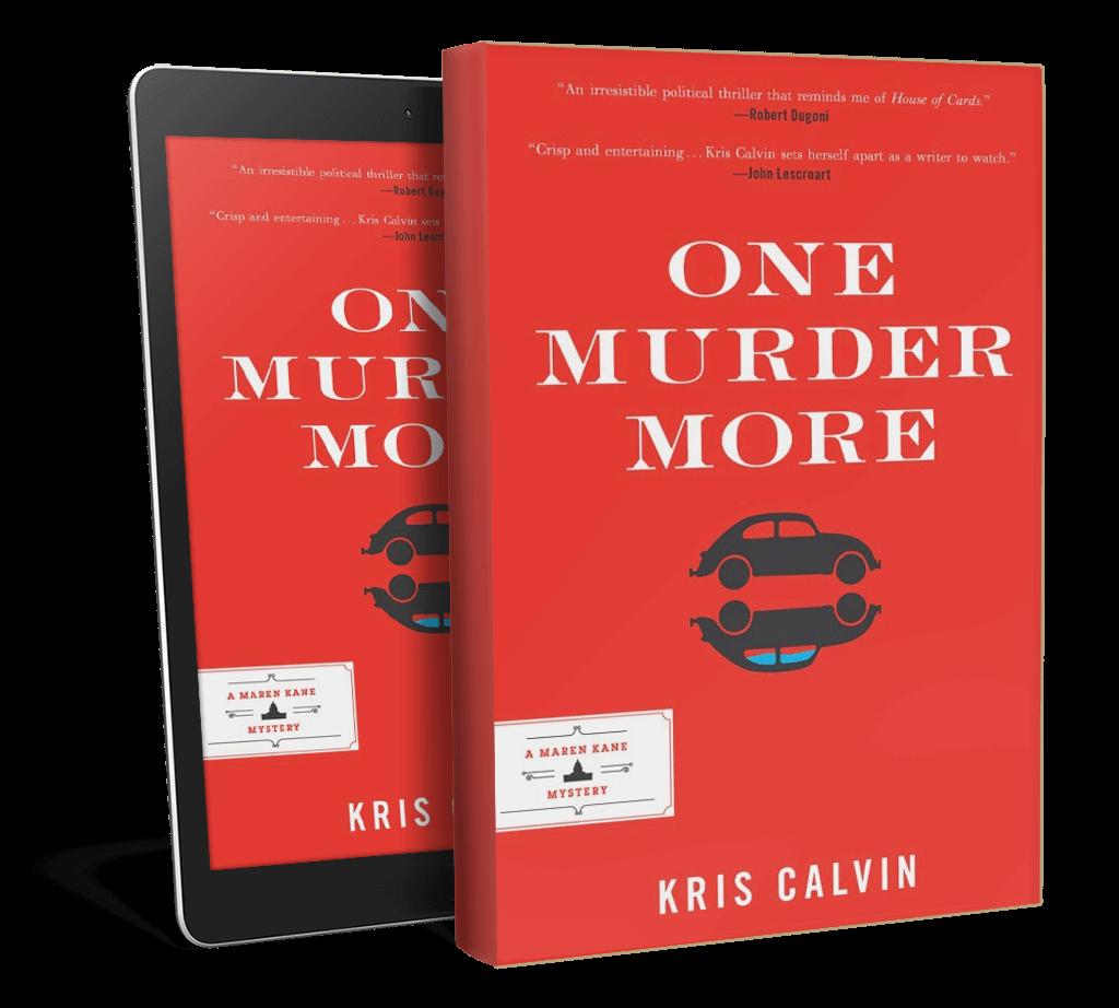 One Murder More by Kris Calvin